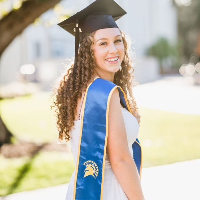 San Jose Grad Photographer